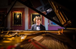 Pianist Benjamin Grosvenor. Photo credit: Patrick Allen, operaomnia.co.uk.