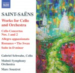 09 Saint Saens Cello