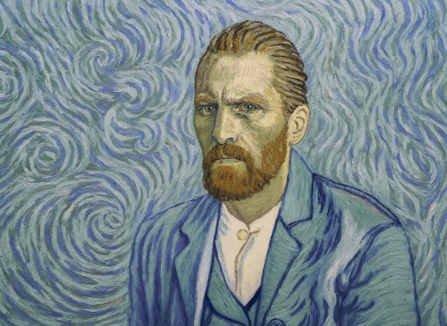 Robert Gulaczyk as Vincent Van Goh in 'Loving Vincent' - Courtesy of Mongrel Media