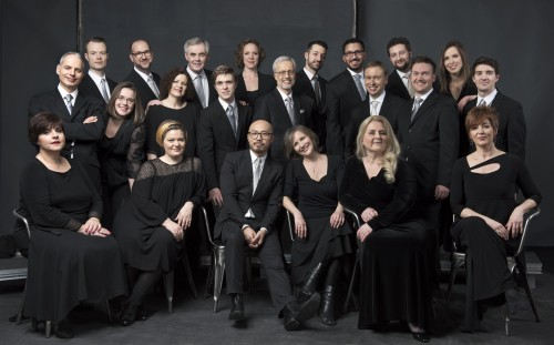 Tafelmusik Chamber Choir - Photo by Sian Richards