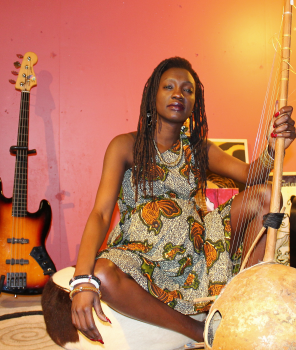 Ruth Mathiang. Photo by Cari Flammia.