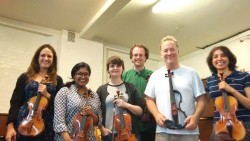 Creative Strings Workshop