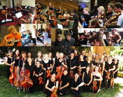 Orchestra North Summer Program Owen Sound