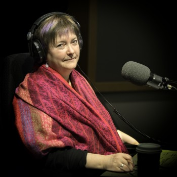Alison Melville, recorder player and flutist of North Wind Concerts, when she hosted CBC Radio 2's 'This Is My Music'