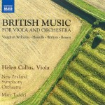 04 British Music for Viola and Orchestra