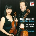 11 Double Concertos Jan Vogler Mira Wang
