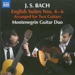 12 Montenegran duo Bach English Suites