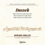 06 HowardShelleyUlsterOrchestra Dussek