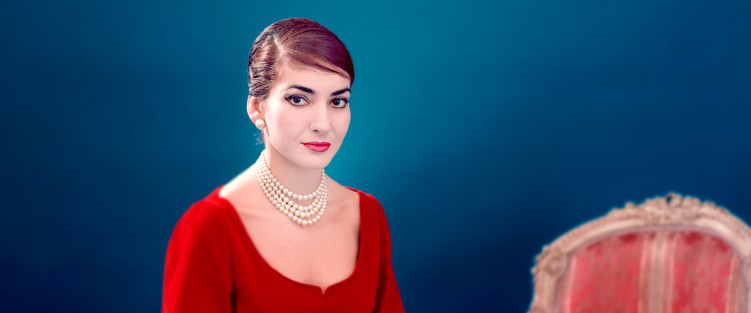 Maria Callas. Photo credit: mk2 Mile-End.