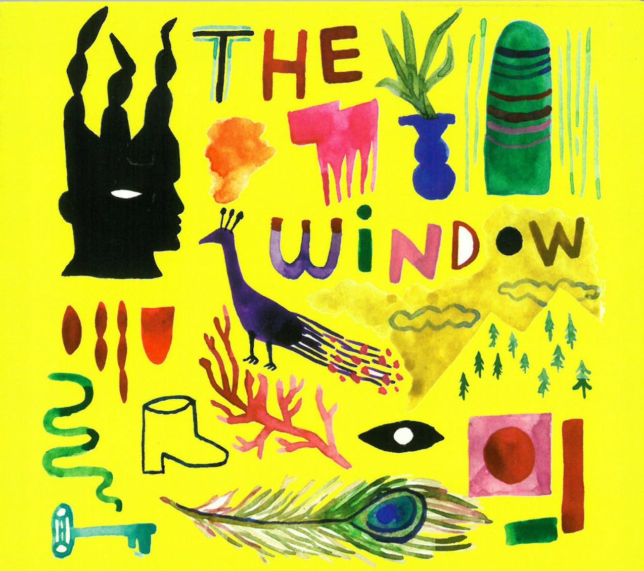 The Window Cécile Mclorin Salvant: The Window - Cécile McLorin Salvant