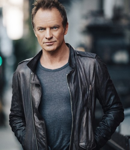 Sting. Photo by Eric Ryan Anderson