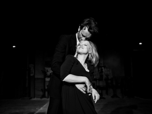 Tomasz Kot and Joanna Kulig in Cold War. Photo courtesy of Mongrel Media.