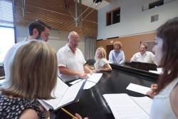 Ukrainian Art Song Summer Institute