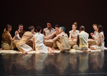 Toronto Dance Theatre's Persefony Songs