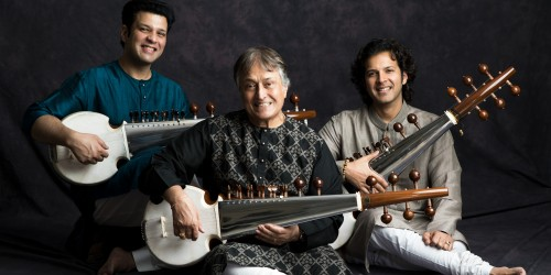 Amjad Ali Khan and sons