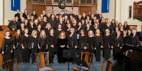 VOCA Chorus of Toronto. Photo by Jim Crawford