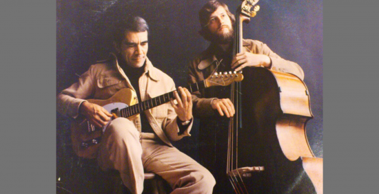 Ed Bickert with Don Thompson (bass) in the late 1970s