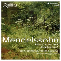 02 Mendelsson Piano Concerto 2 and Symphony 1