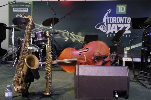 Photo by Don Vickery / TD Toronto Jazz Festival