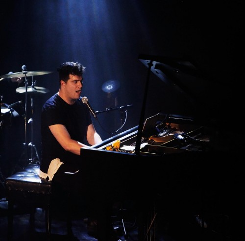 Jeremy Dutcher. Photo by Christina Cassaro