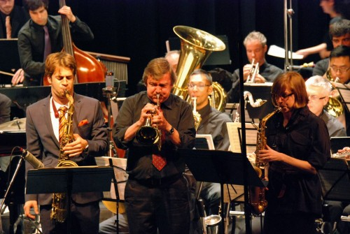 Mike Malone and the Writer's Jazz Orchestra