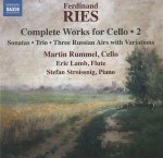12 Ries Complete Cello 2