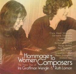 14 Hommage to Women Composers