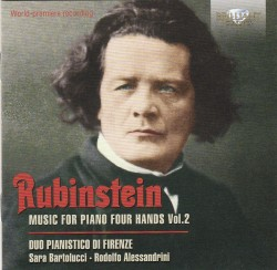 10 Rubinstein 4hands