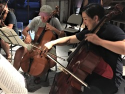 Music at Port Milford Adult Chamber Intensive