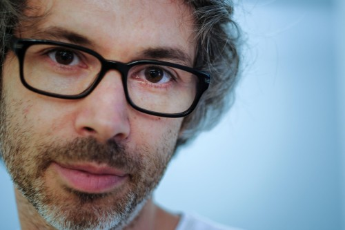 James Rhodes. Photo by Jose Gutiérrez