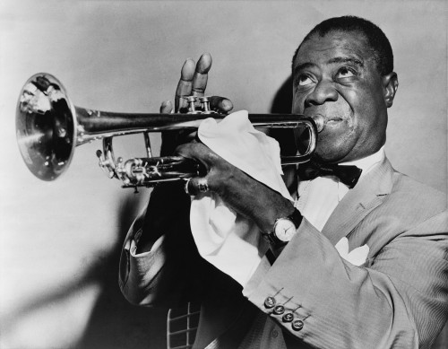 """Once Louis Armstrong taught the world how to swing, as the phrase goes, jazz was set on a course unlike that of any other music."""