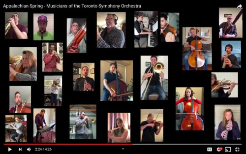 TSO Virtual Orchestra.