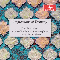 01 Iimpressions of debussy cover