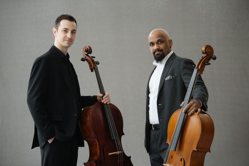 VC2 – Amahl Arulanandam and Bryan Holt – returns to TSM this summer. Photo by BO HUANG