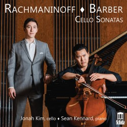 01 Rachmaninoff Barber