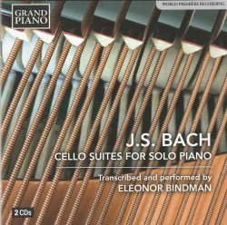 01 Bach Cello Suites for Piano