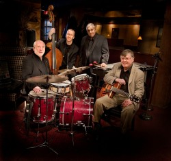 canadian jazz quartet photo