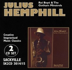 01_Julius Hemphill CD