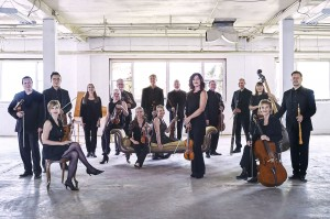 Tafelmusik Baroque Orchestra. Photo credit: Sian Richards.