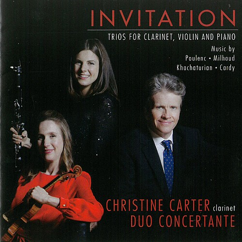 Invitation: Trios for ...