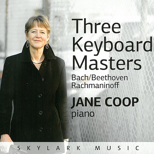 Three Keyboard Masters...