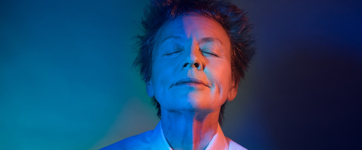 Concert report: Laurie Anderson's The Art of Falling - a hypnotic guide through loss and change