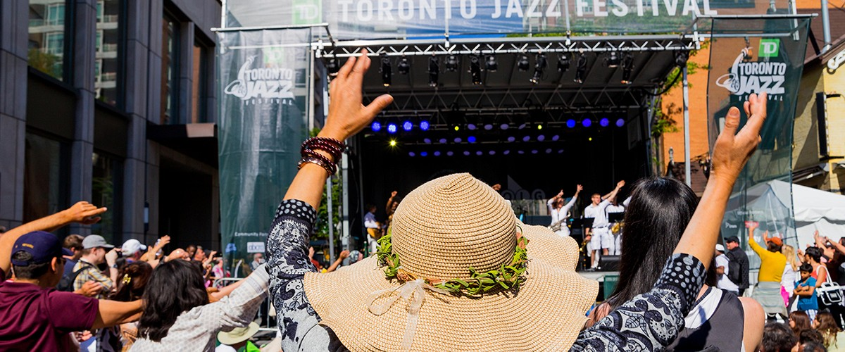 The TD Toronto Jazz Festival: The [...]