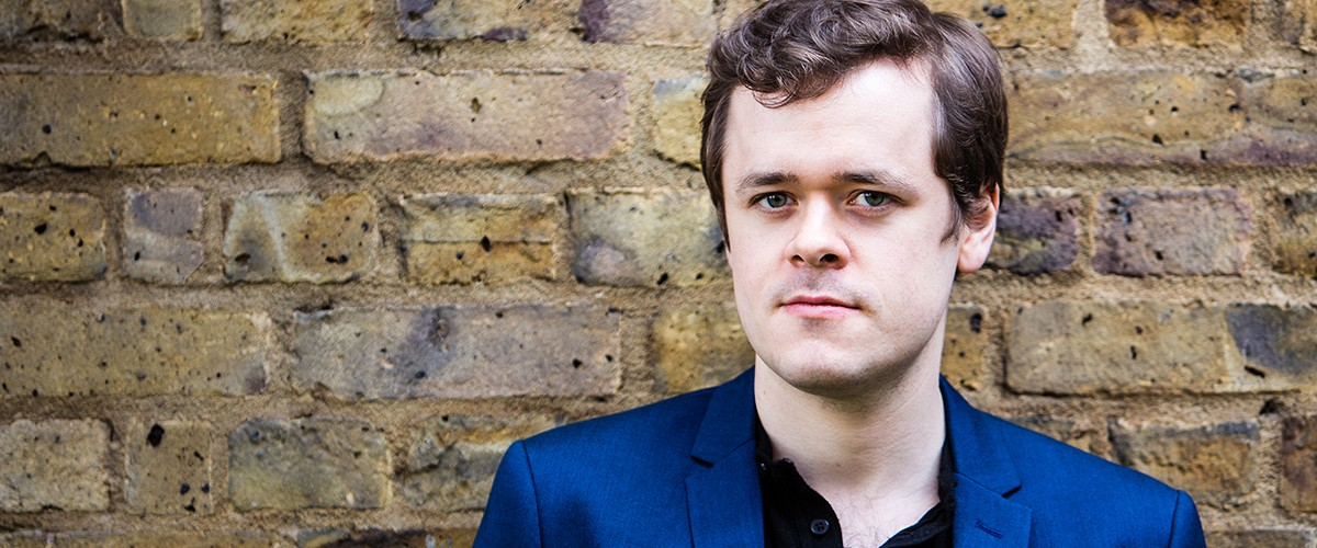 "Q&A: ""Somewhat Like a Painter"" Benjamin Grosvenor"