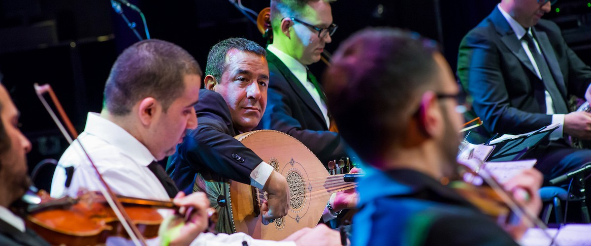 Seeking Synergies: Second Annual Festival of Arabic Music and Arts