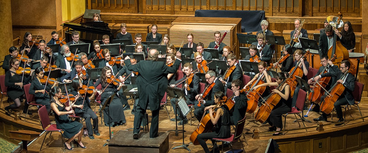 Canada to Carnegie: Hart House Orchestra's anniversary tour