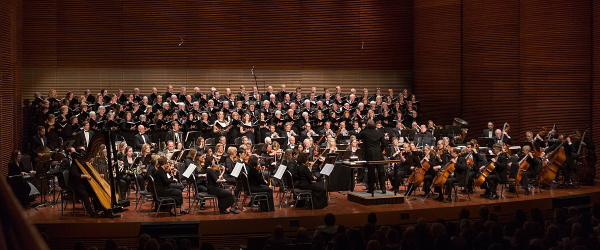 Concert Report: The NSO Roars to a Powerful Season Finish