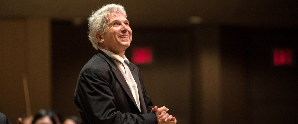Concert Report: Peter Oundjian's Long Goodbye