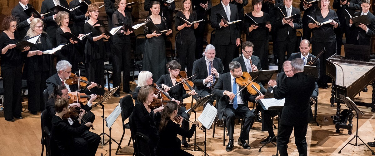 Concert report: Tafelmusik brings divine detail to Bach's B Minor Mass