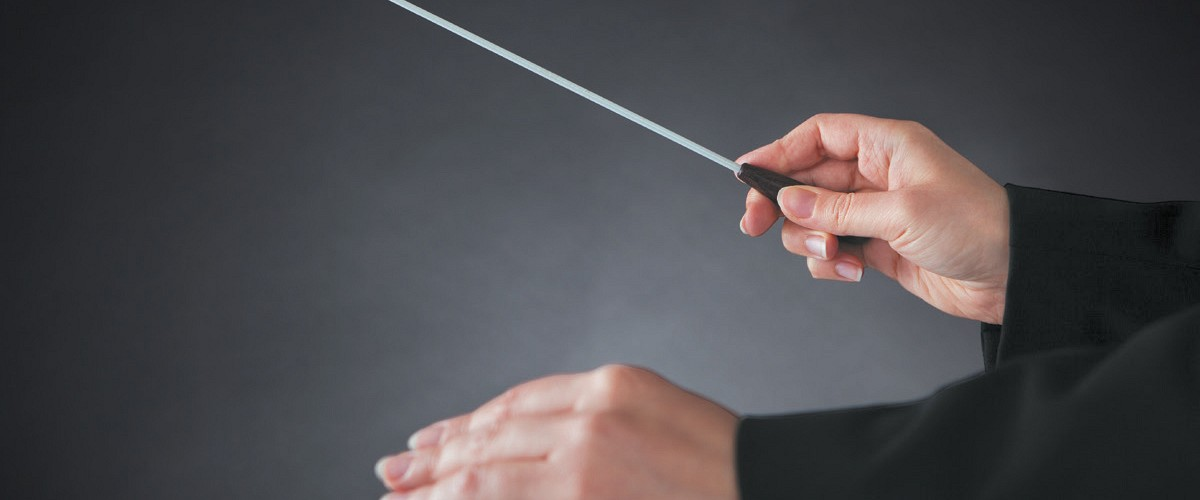 The Icing on the Choral Conductor's Cake